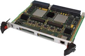 高性能6U VPX高速信号处理平台(B-VPX6-6678)