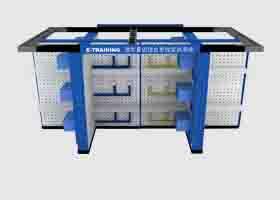 全钢结构综合布线实训装置-标准款