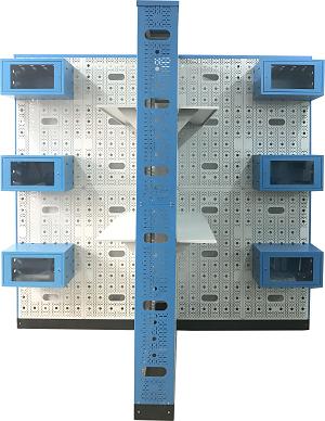 新一代网络综合布线实训装置-IT工程技术实训平台