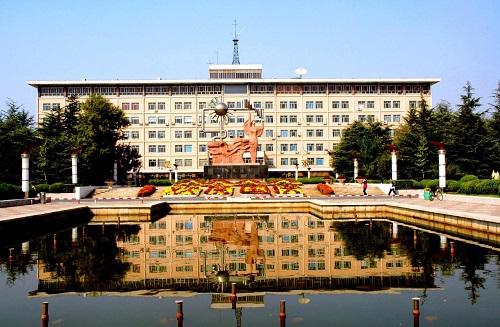 山东省重点高校综合布线与IT工程实训室竣工验收