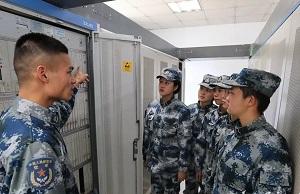 清华易训综合布线实训室承建中国人民解放军学校实训基地项目